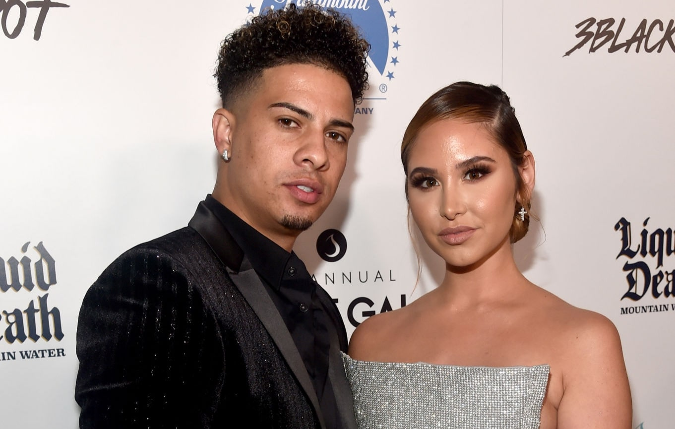 Austin McBroom and Catherine Paiz