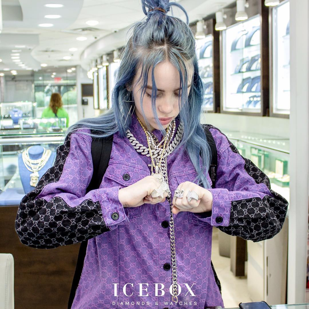 Billie Eilish Icebox