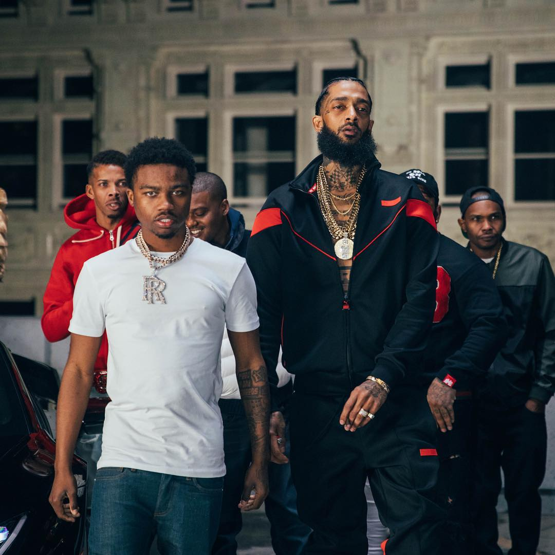 Roddy and Nipsey Hussle