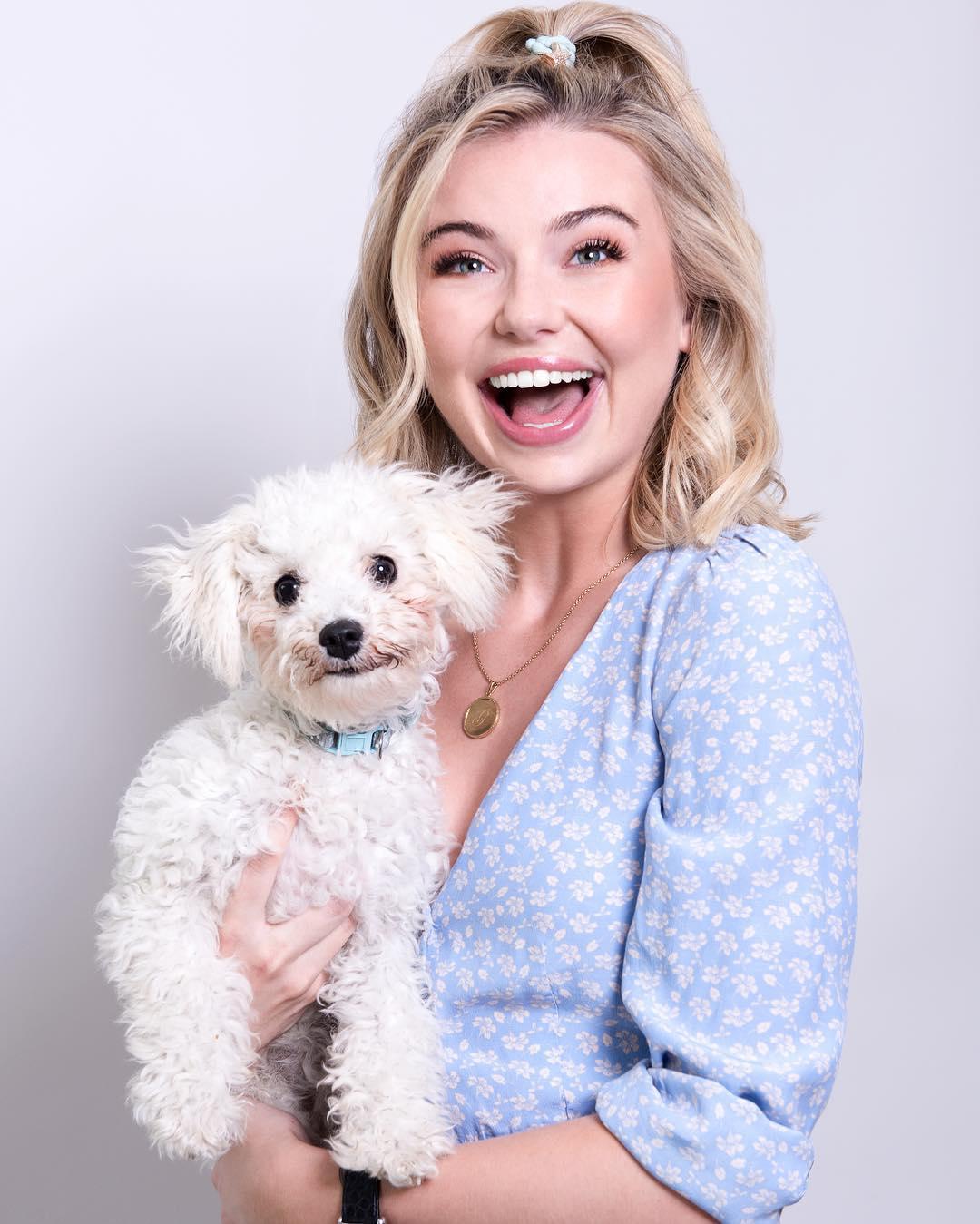 Georgia Toffolo's Pet