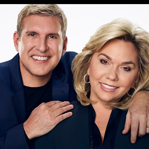Todd Chrisley Julie