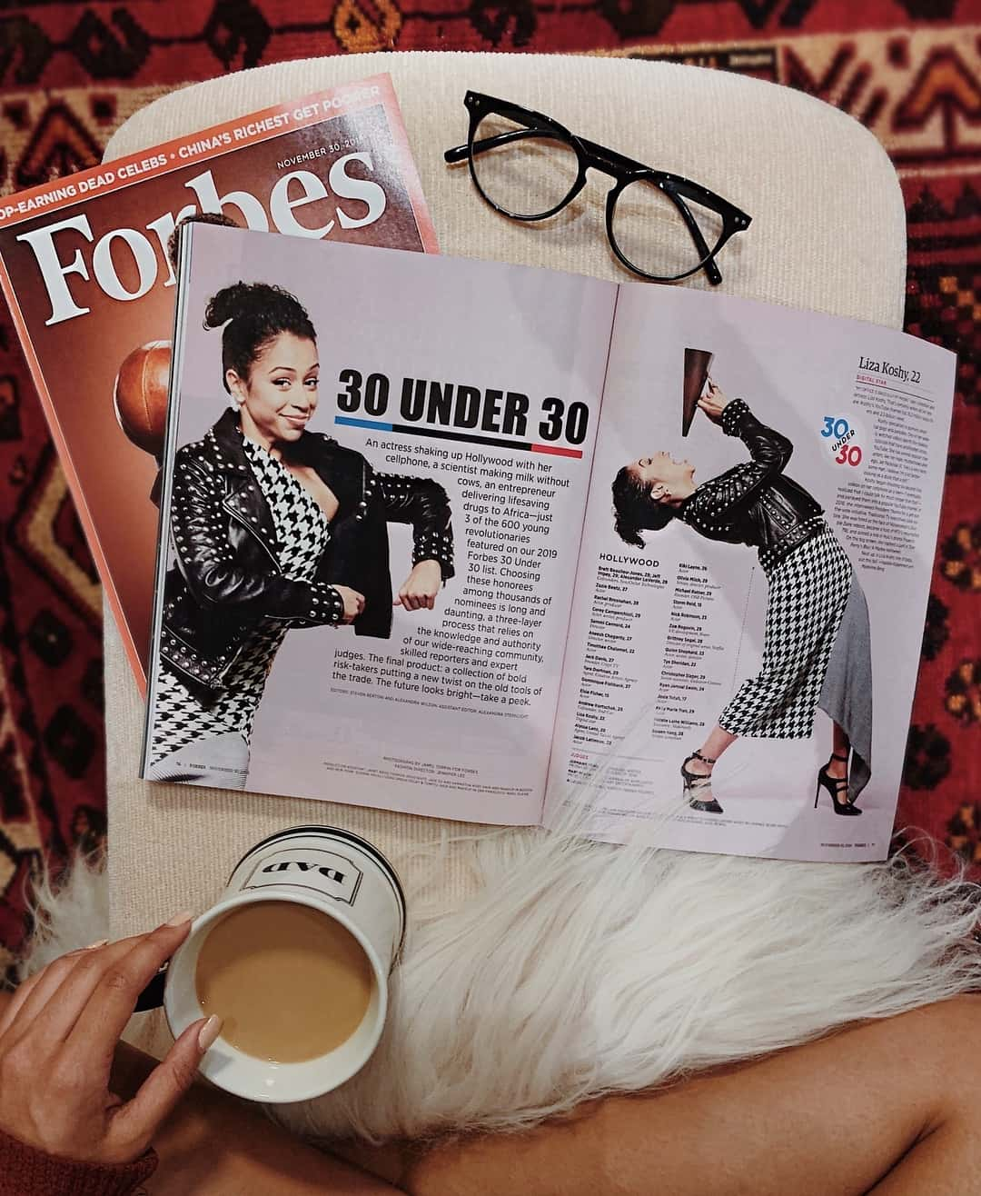 Koshy Forbes 30 under 30