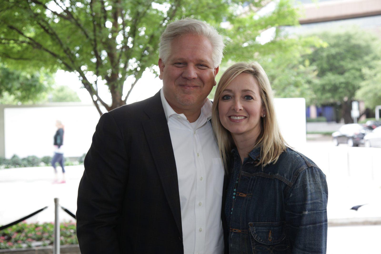 Glenn and Tanya Beck