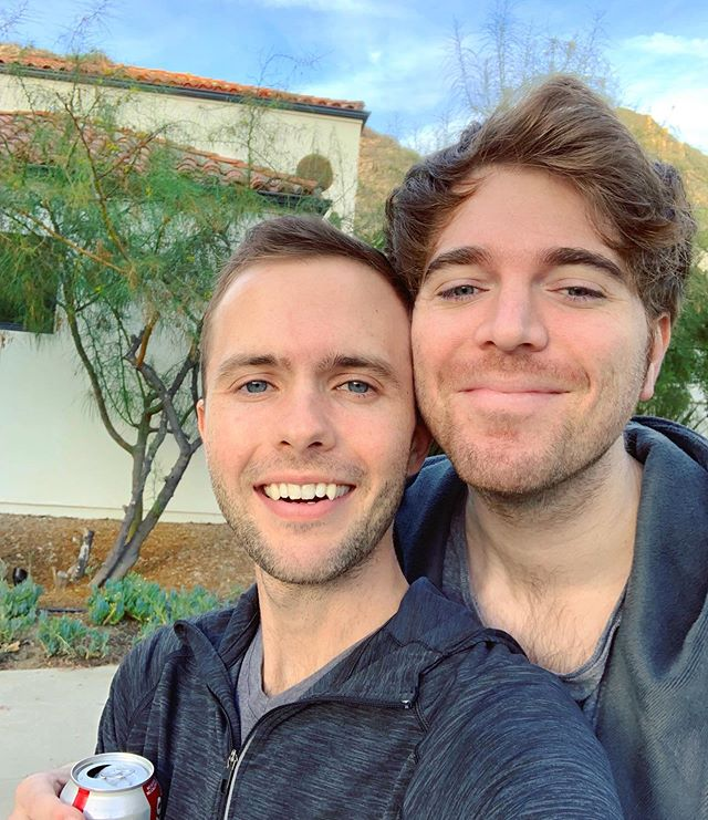 Shane Dawson and Ryland Adams