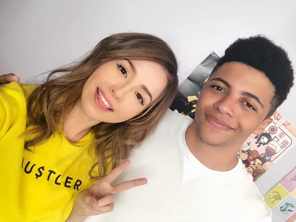 TSM Myth and Pokimane