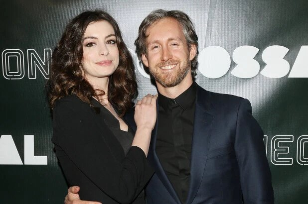 anne hathaway and her husband