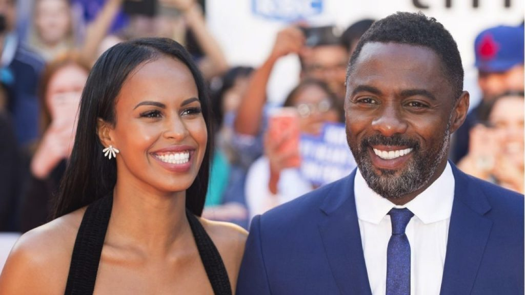 Idris Elba's Wife