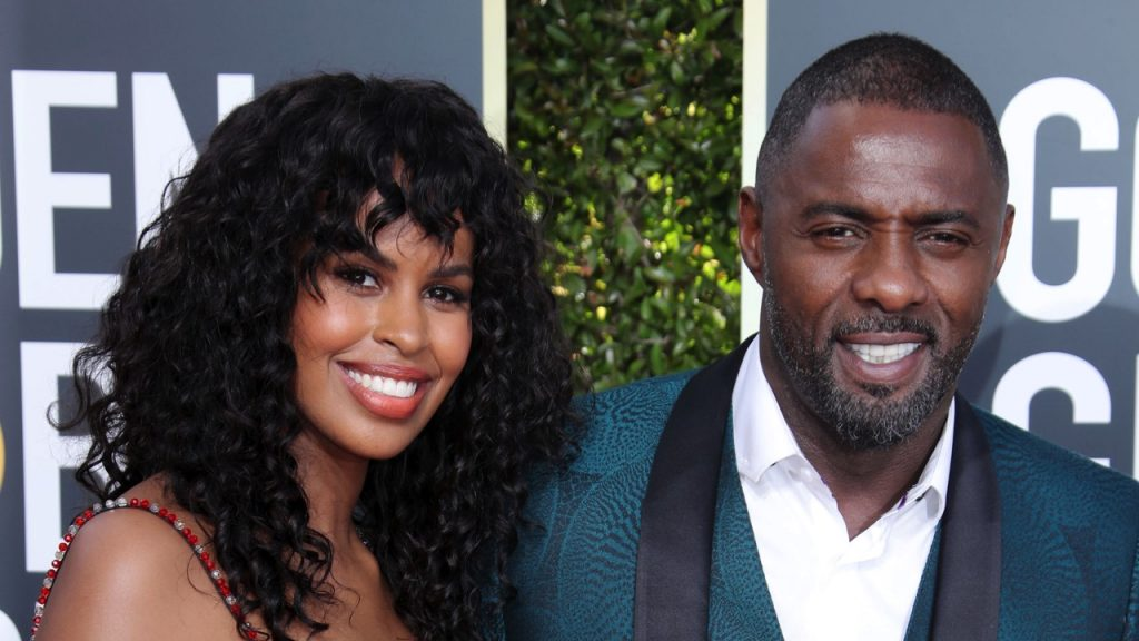 Idris and Sabrina Dhowre
