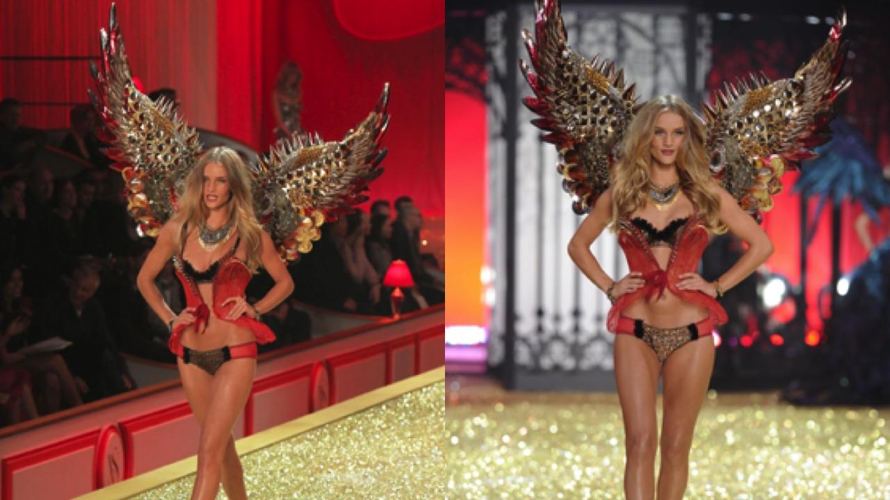 Rosie Huntington-Whiteley Victoria Secret Angel