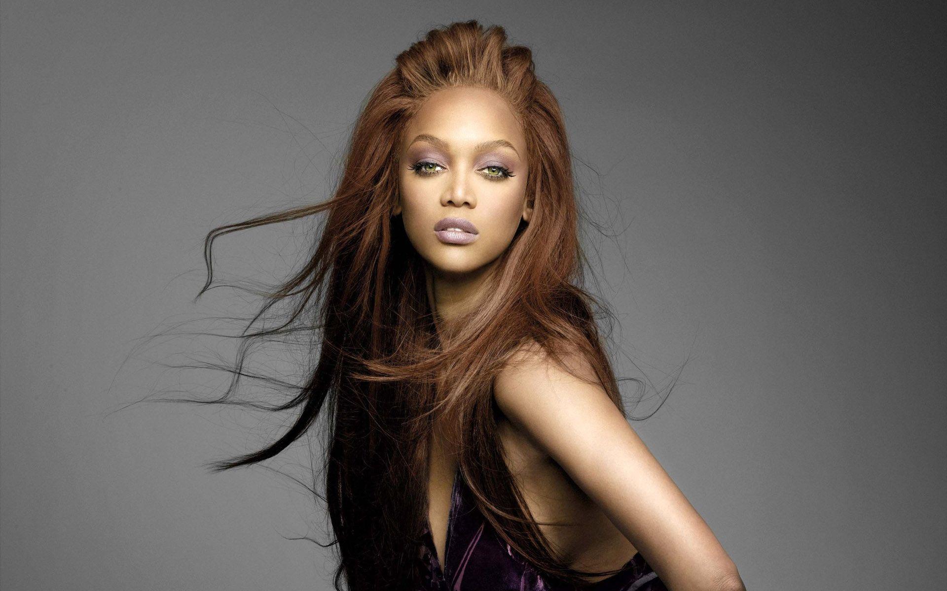 Tyra Banks Modelling