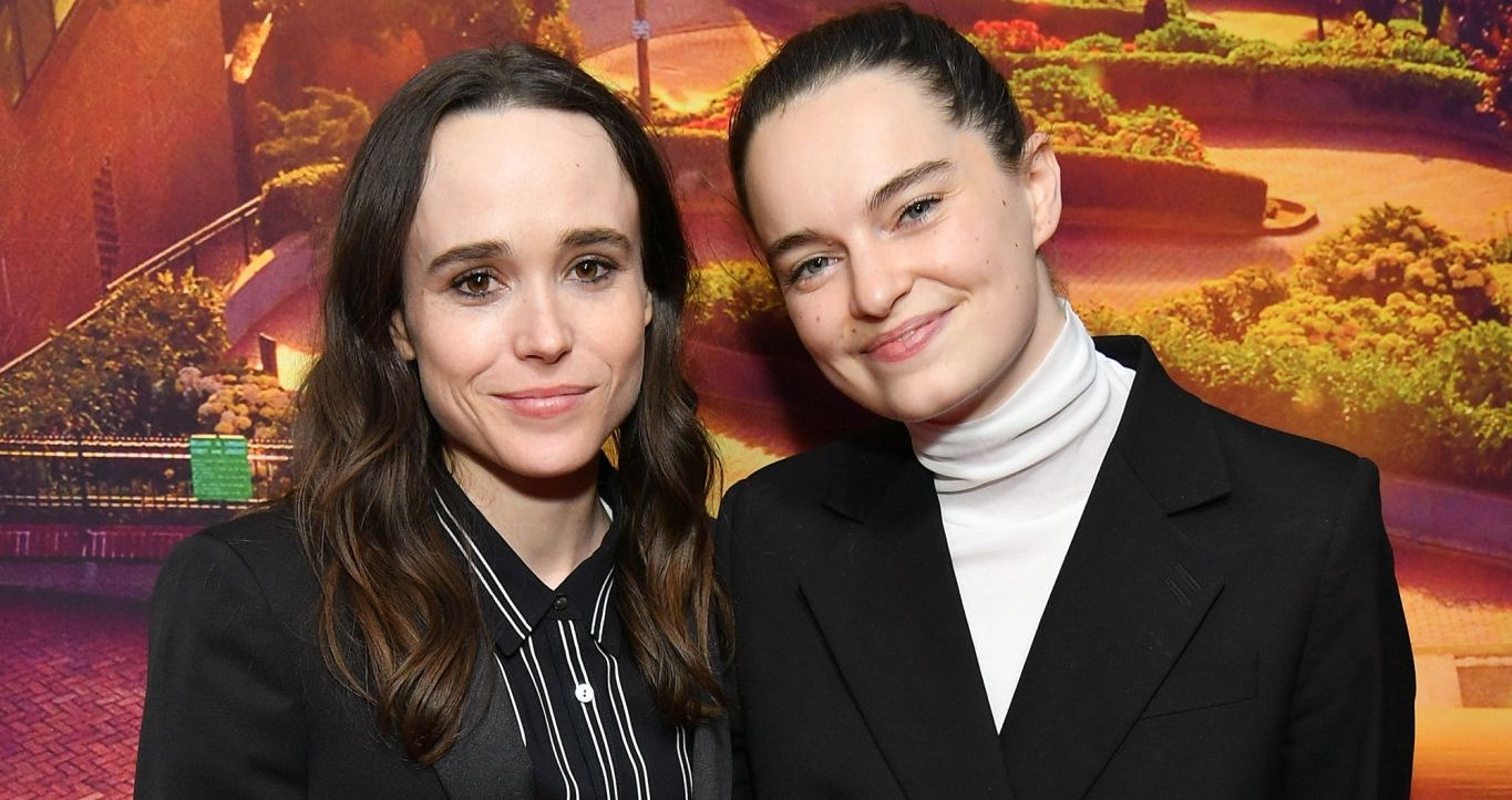 Ellen Page and Her Wife Emma Portner