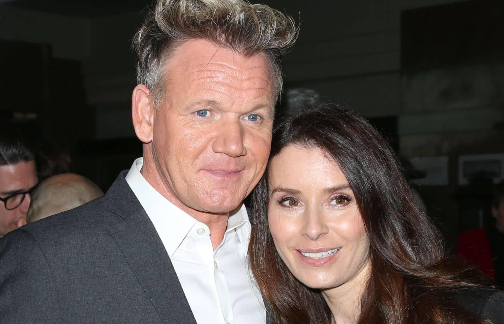 Gordon Ramsay and his wife Tana Ramsay