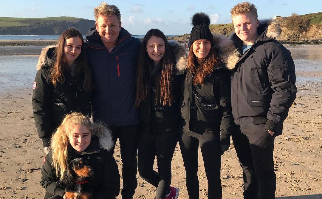 Gordon Ramsay's Family
