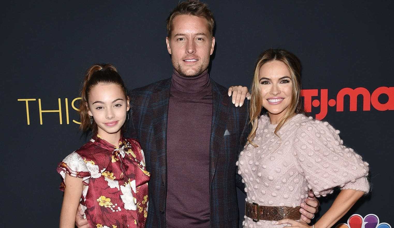 Isabella, Justice Hartley and Chrishell Stause
