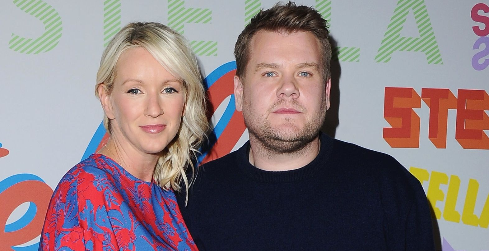 james corden and julia carey