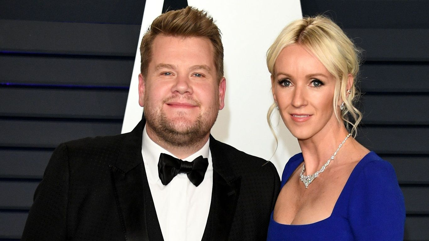 julia carey and james corden-
