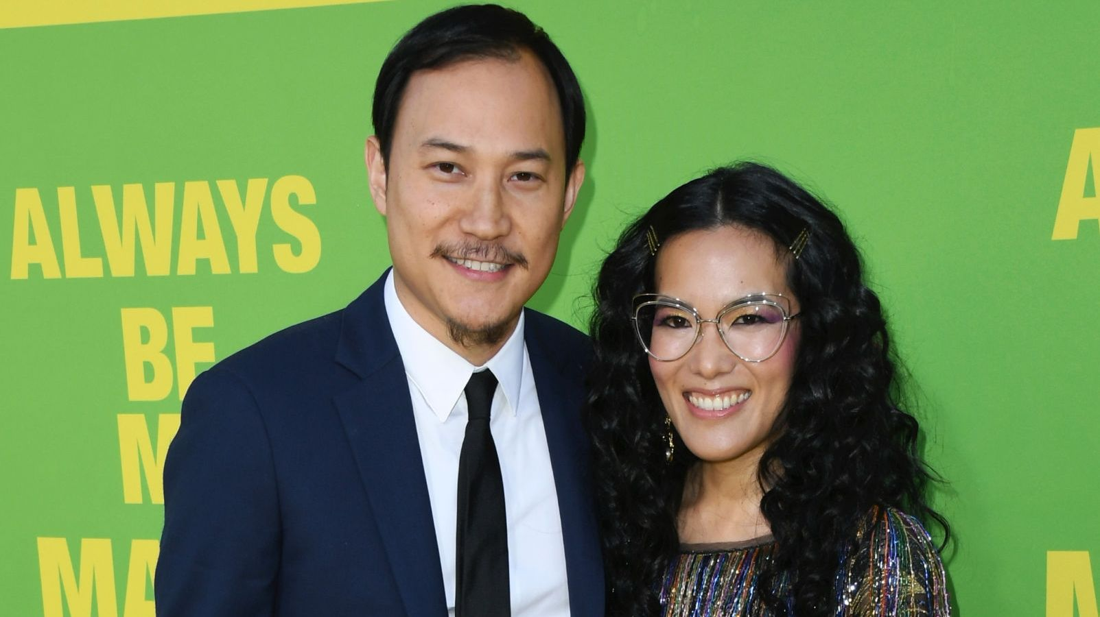 justin Hakuta and Ali Wong