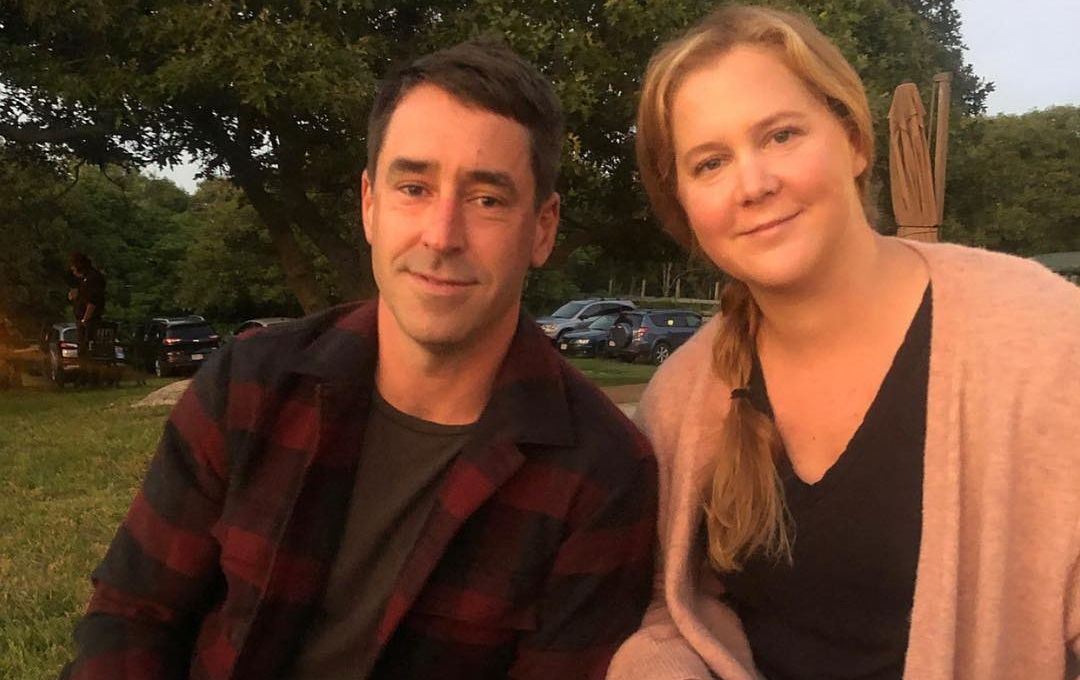 Chris Fischer and Amy Schumer