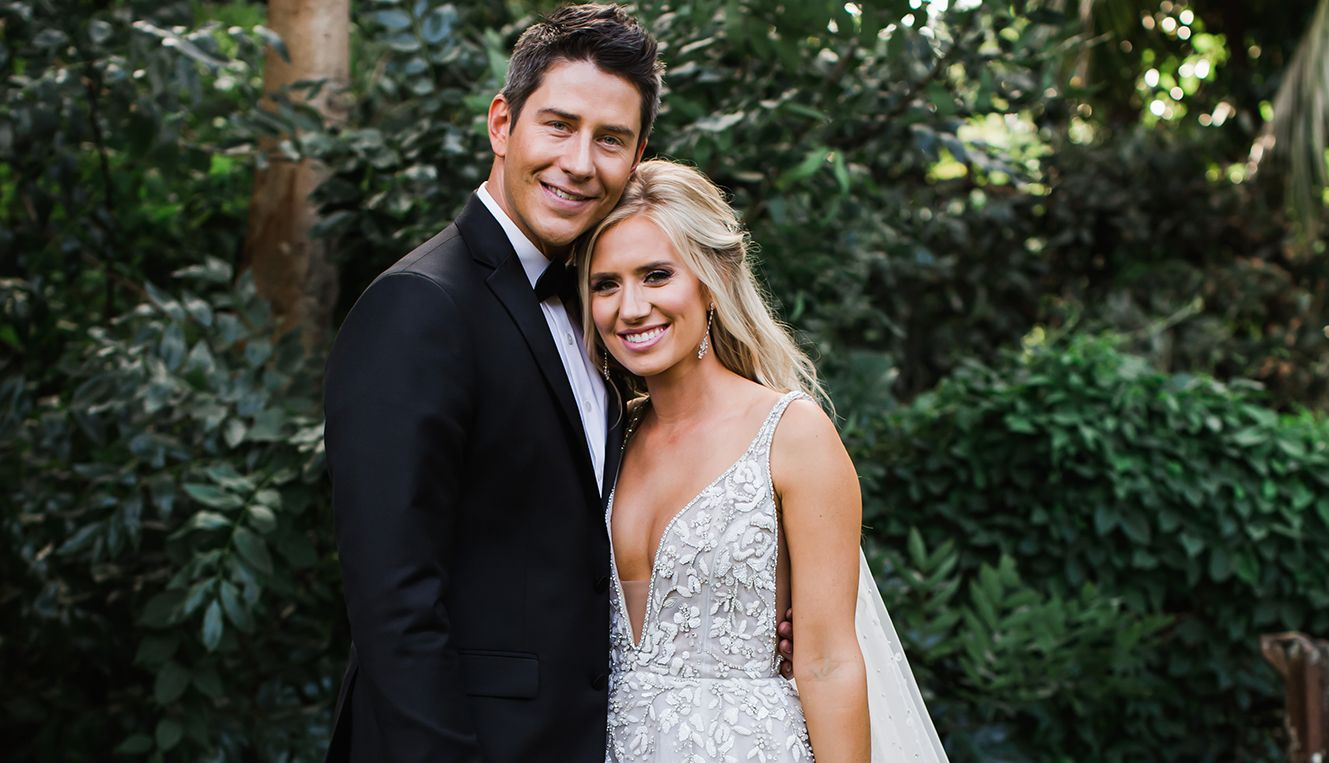 Arie Luyendyk & Lauren Burnham Wedding