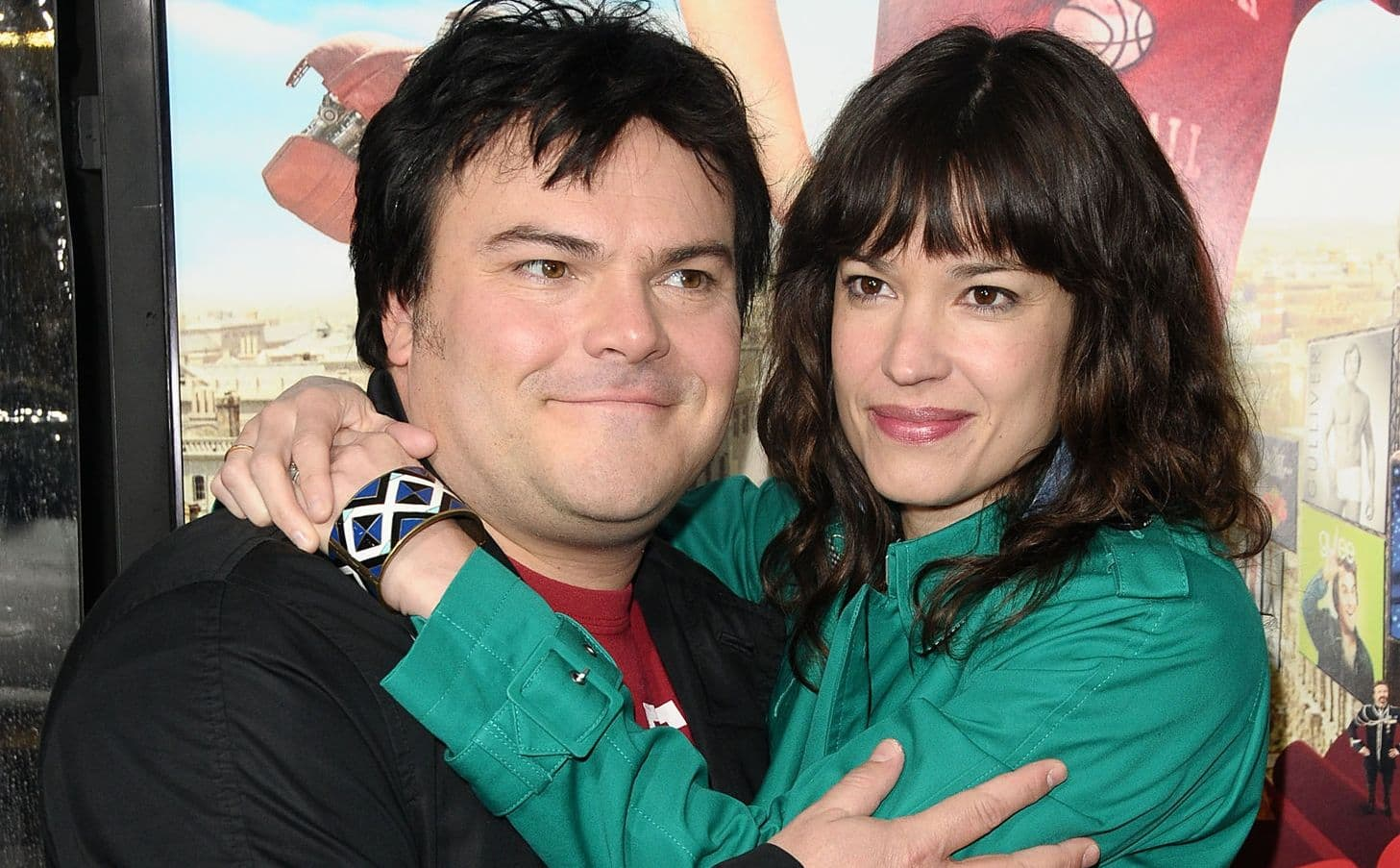 Who is dating jack black