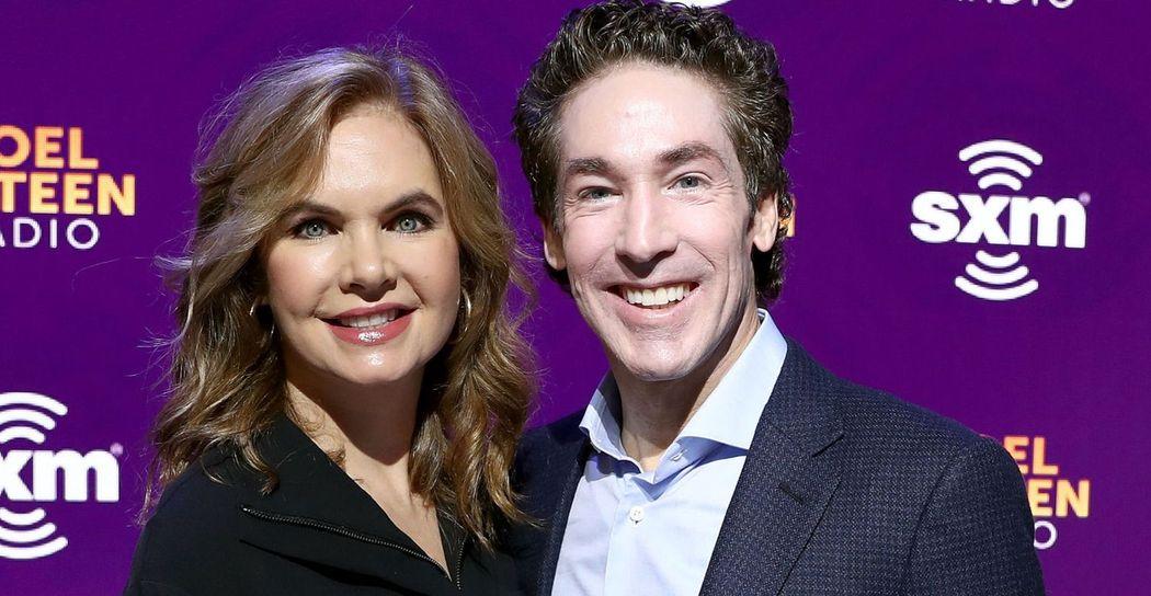 Joel Osteen and Victoria Osteen