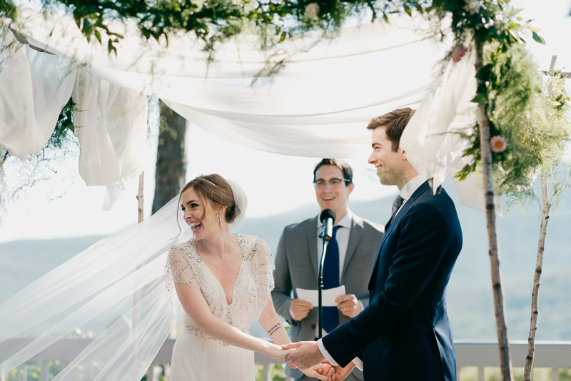 John Mulaney & Annamarie Tendler's Wedding