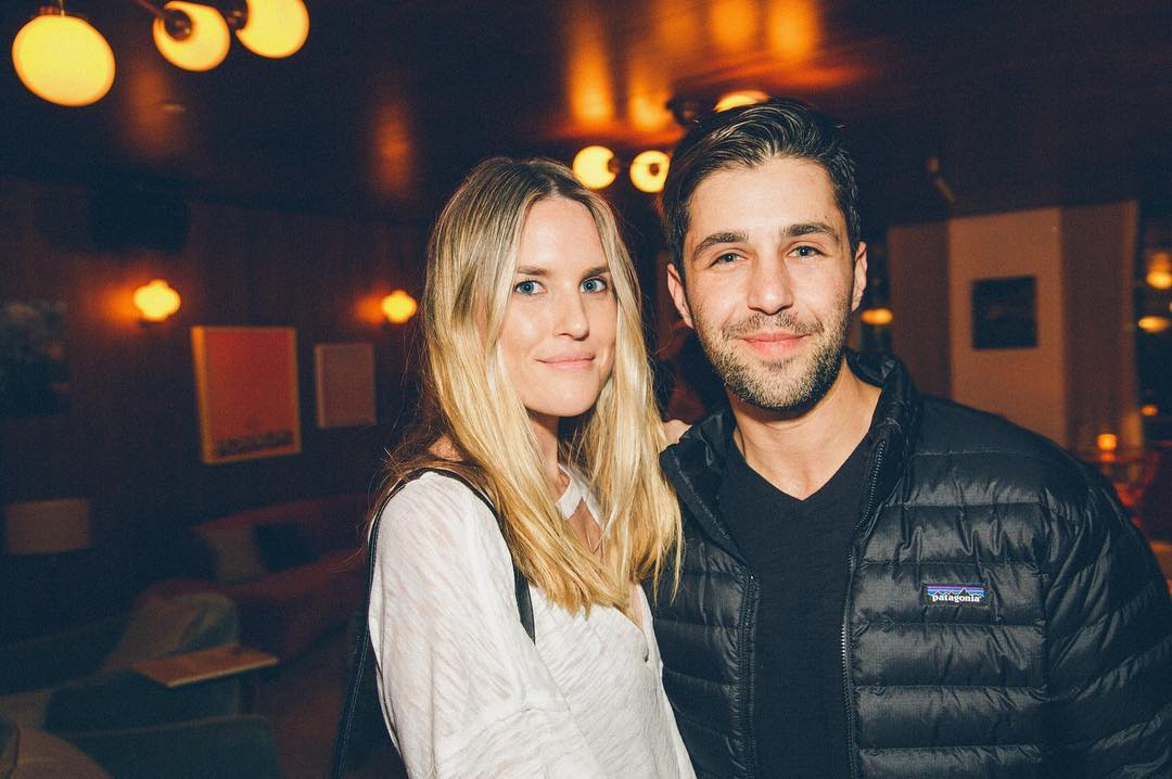 Josh Peck and Paige O'Brien