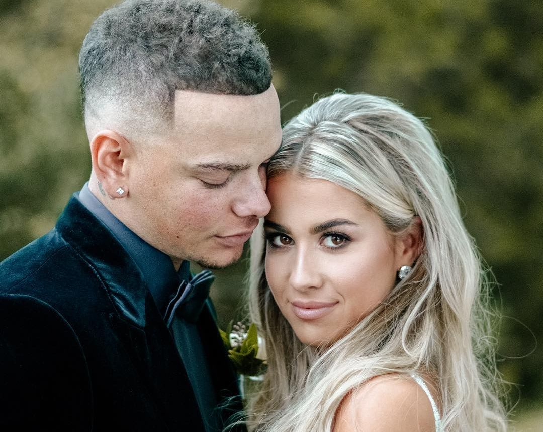 Kane Brown and Katelyn Jae wedding