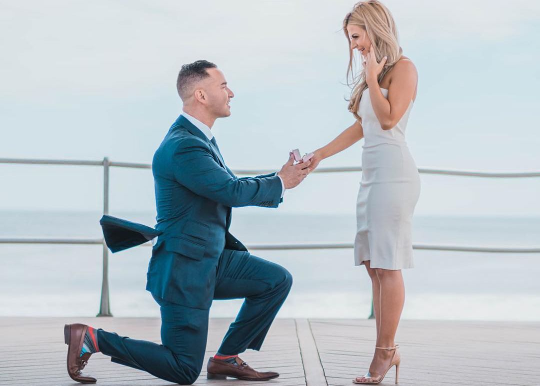 Mike Sorrentino's wedding proposal