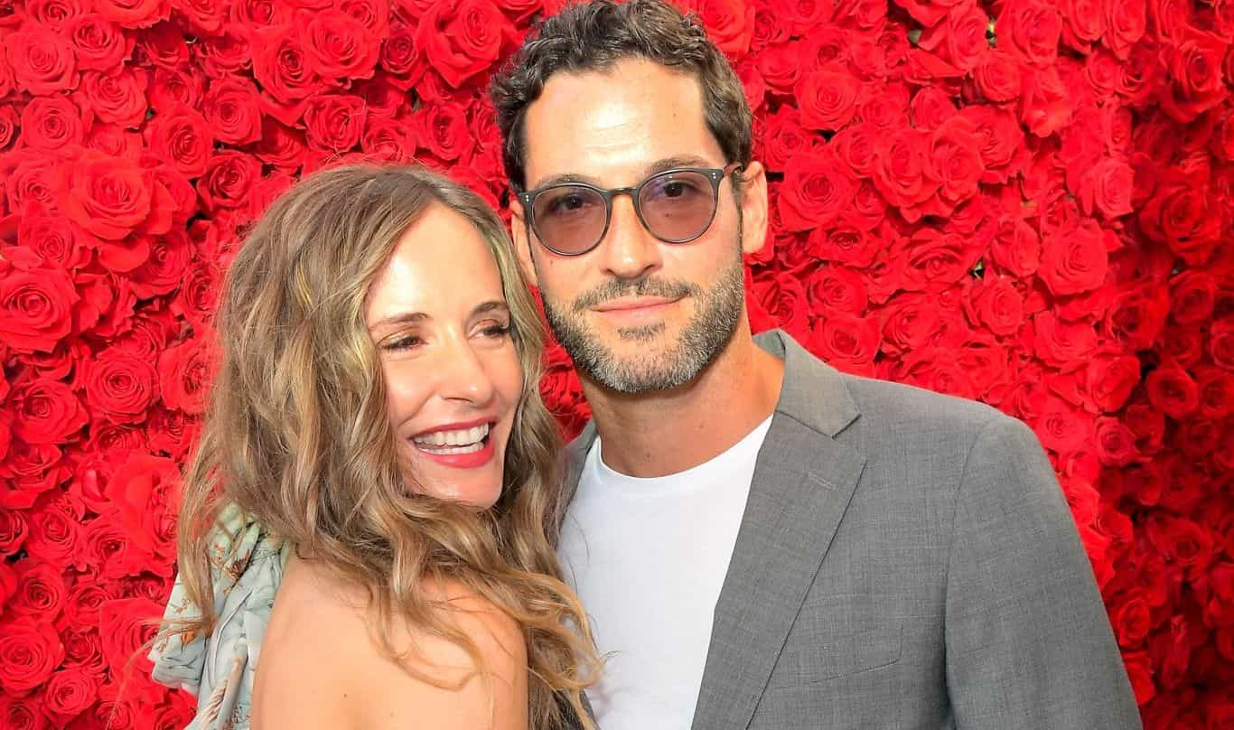 Meaghan Oppenheimer and Tom Ellis