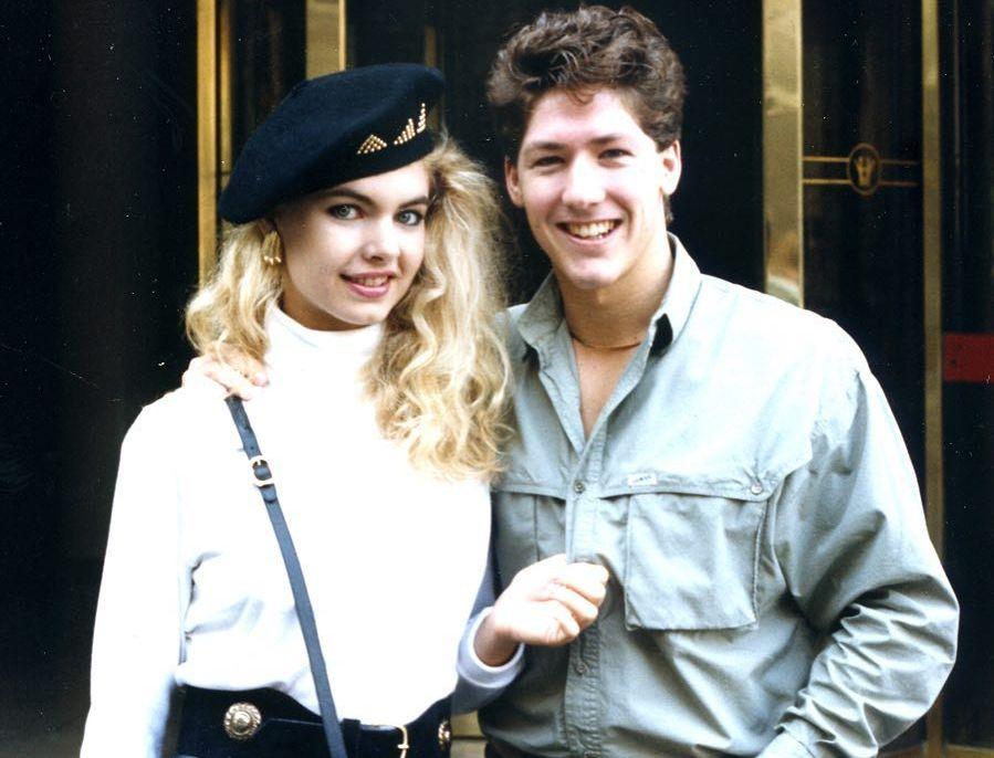 Victoria Osteen and Joel Osteen