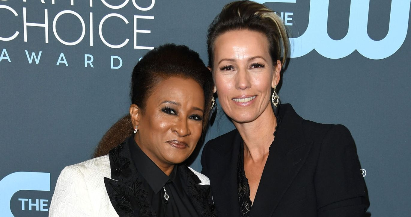 Wanda Sykes and Alex