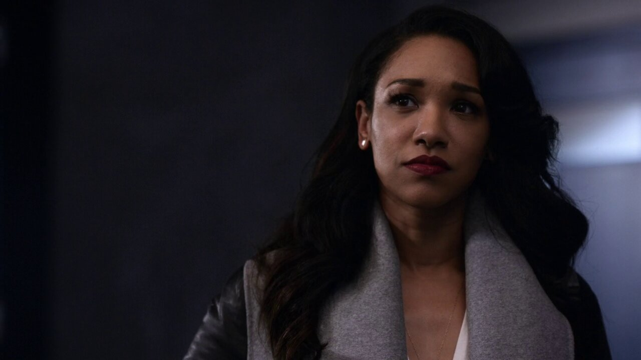 Candice Patton Iris West