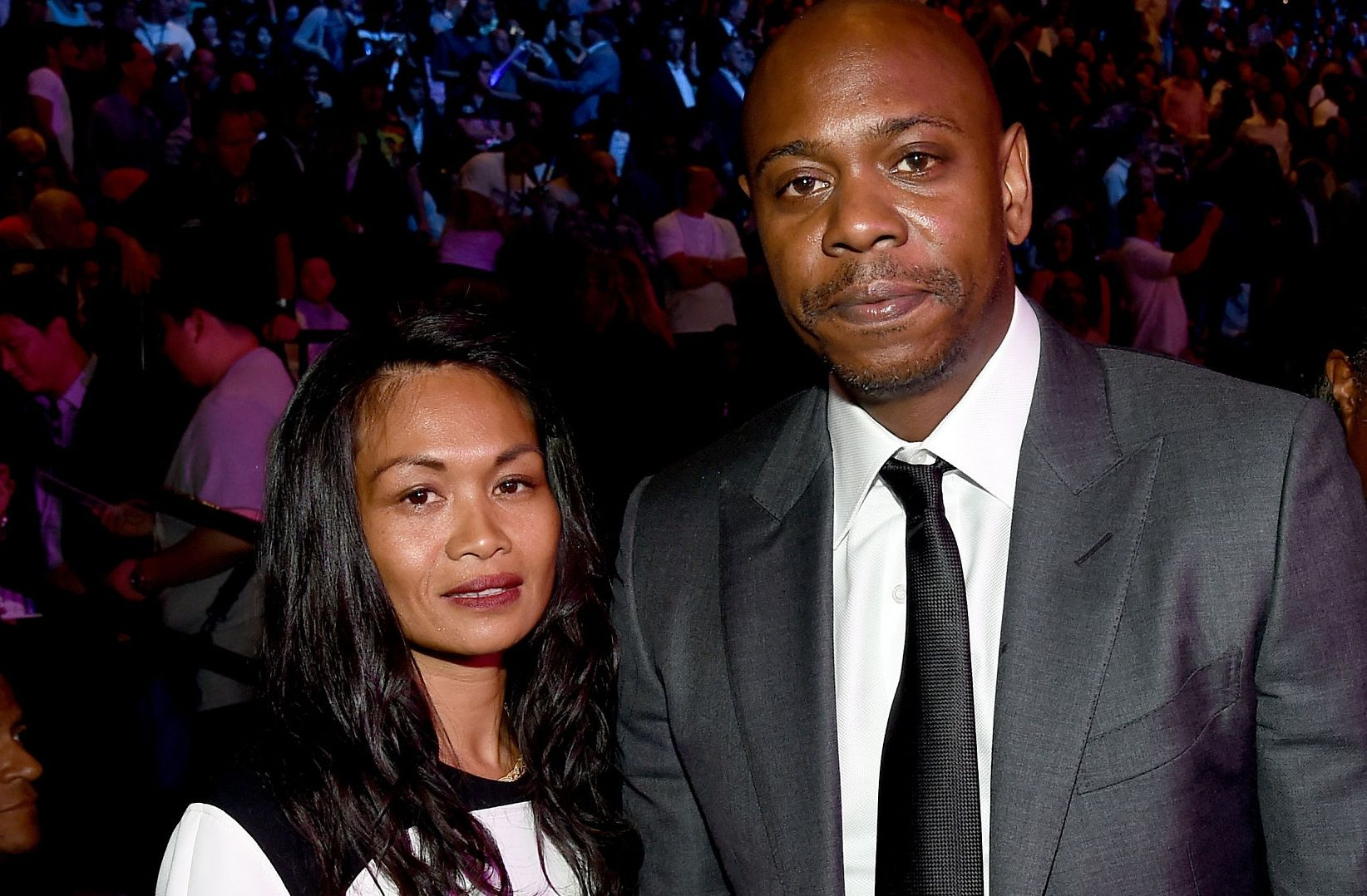 the untold truth of dave chappelle s wife elaine chappelle thenetline the untold truth of dave chappelle s