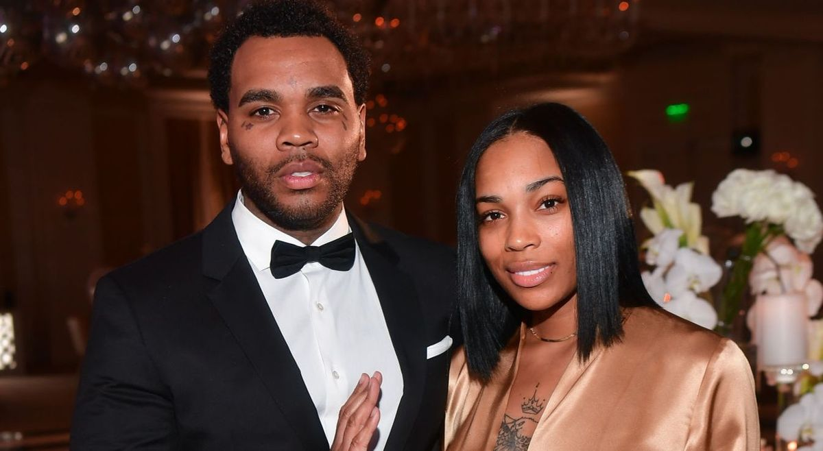 Kevin Gates and Dreka Gates
