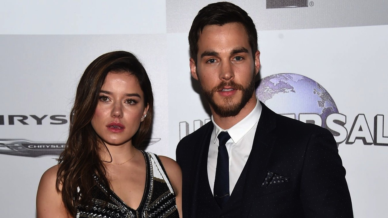 Hanna Mangan Lawrence and Chris Wood