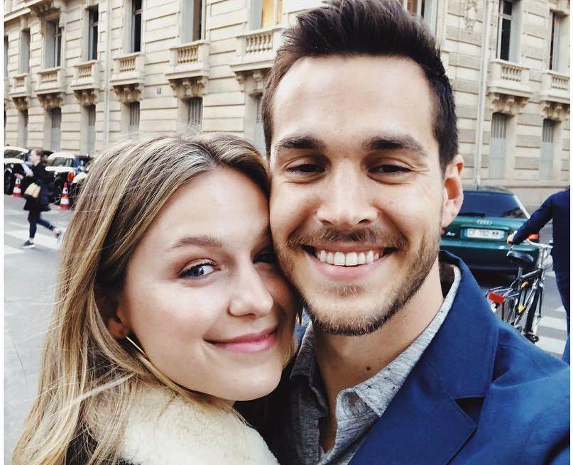 Melissa Benoist & Chris Wood