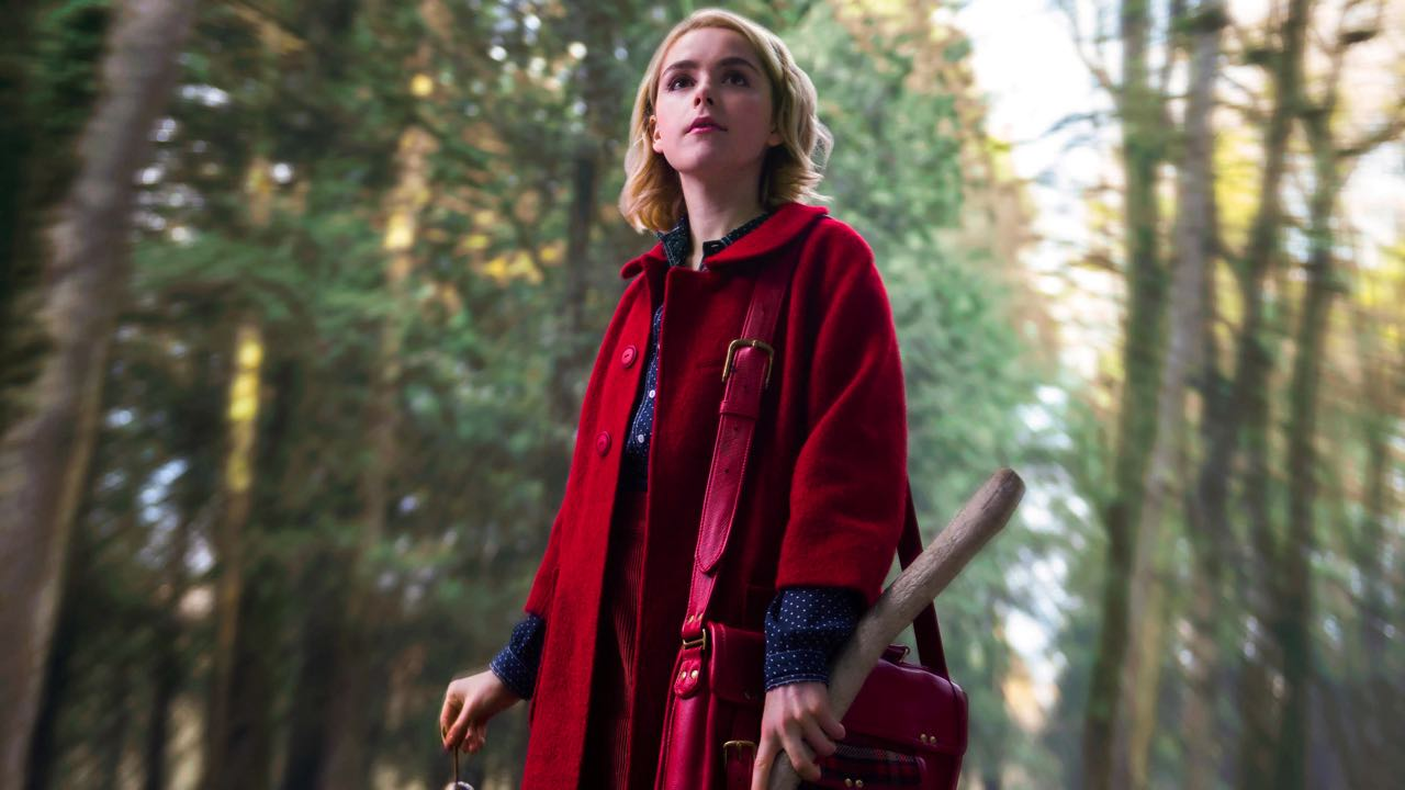 Chilling Adventures Of Sabrina Part 3 Netflix Release