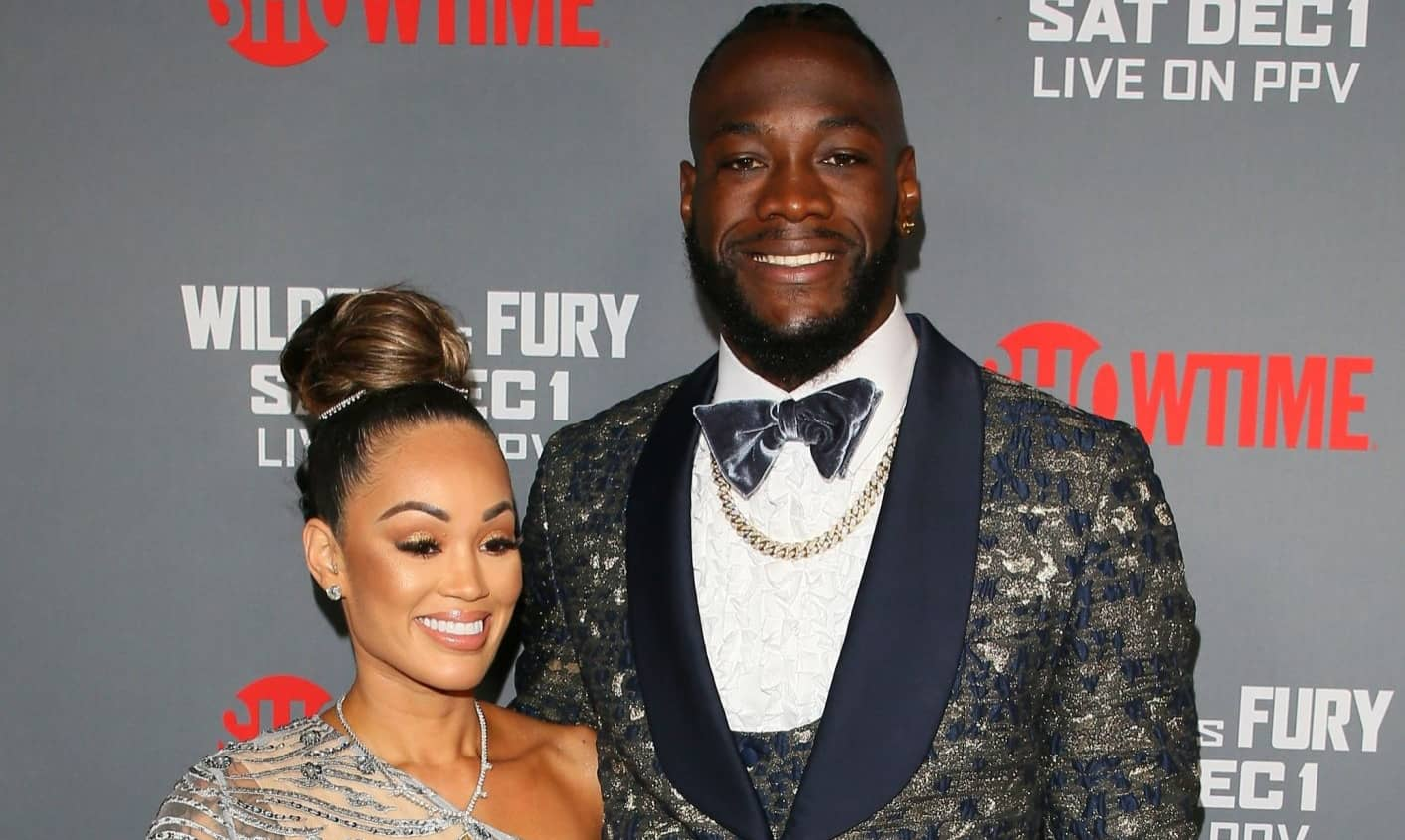 The Untold Truth of Deontay Wilder's Wife-to-be, Telli Swift