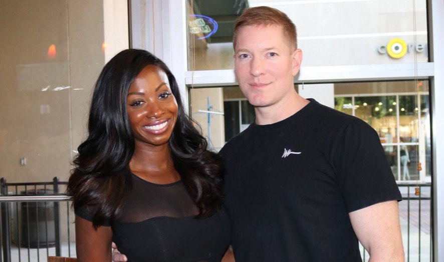 Kendra G and Joseph Sikora