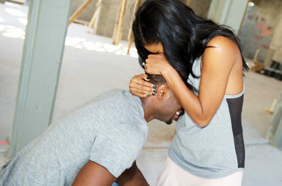 Gabrielle Union and Dwyane Wade's proposes