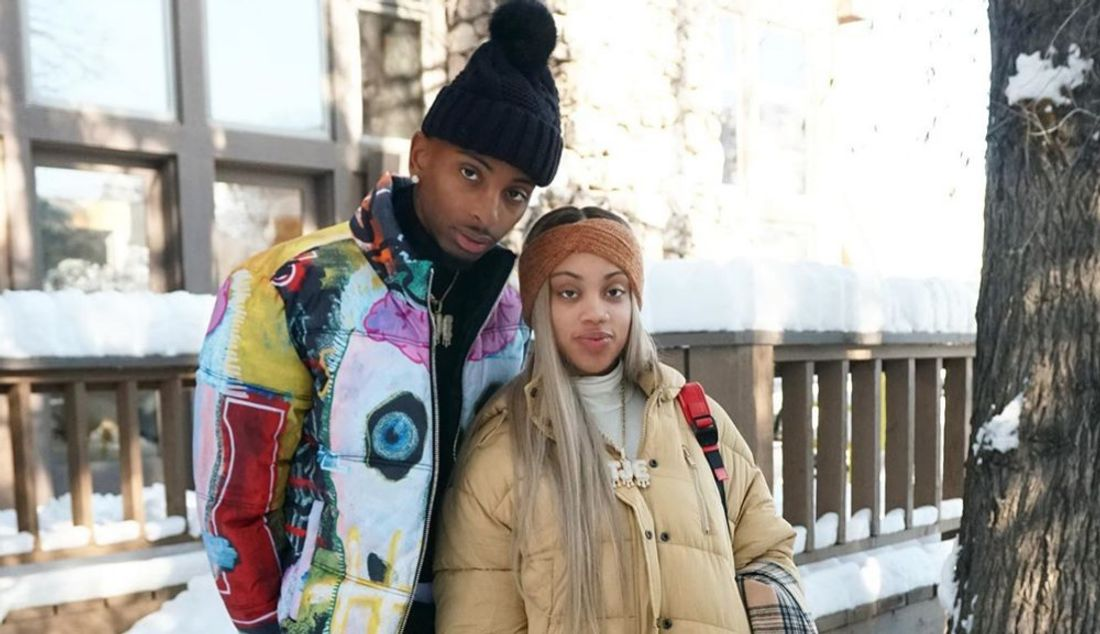 Funnymike and Jaliyah