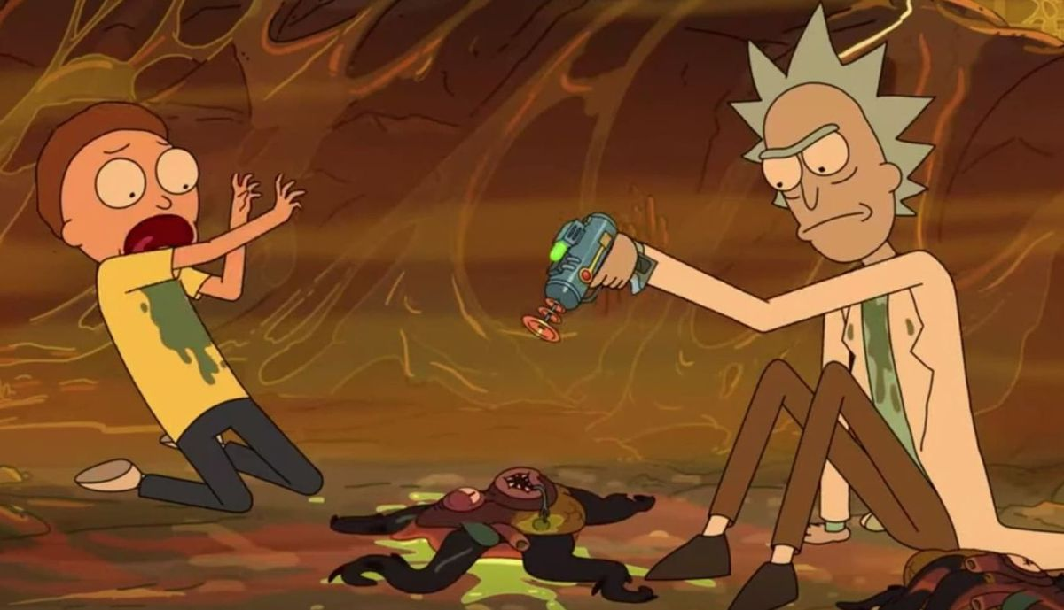 Rick and Morty Season 4 Part 2 Netflix Release Date