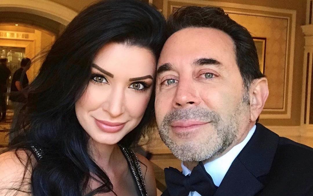 Brittany Pattakos and Paul Nassif