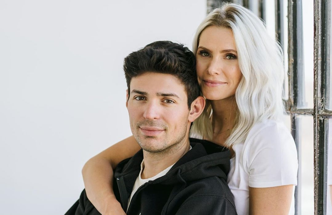 Carey Price and Angela Price