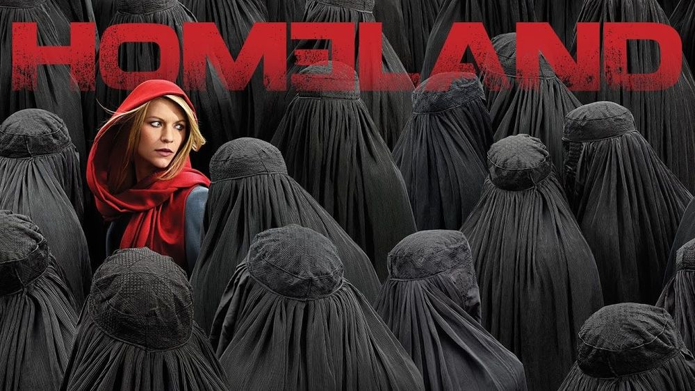 Homeland Netflix