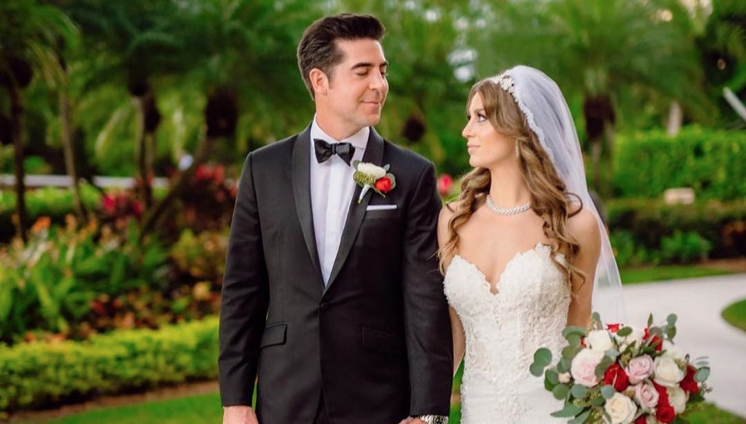 Jesse Watters and Emma DiGiovine wedding