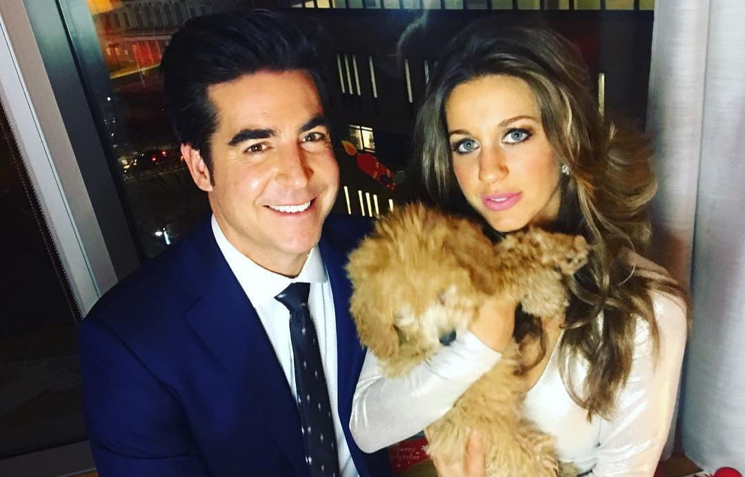 Jesse Watters and Emma DiGiovine