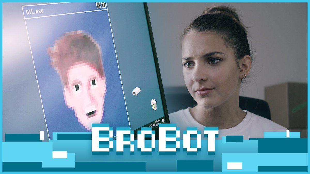 Lexi Rivera in Brobot