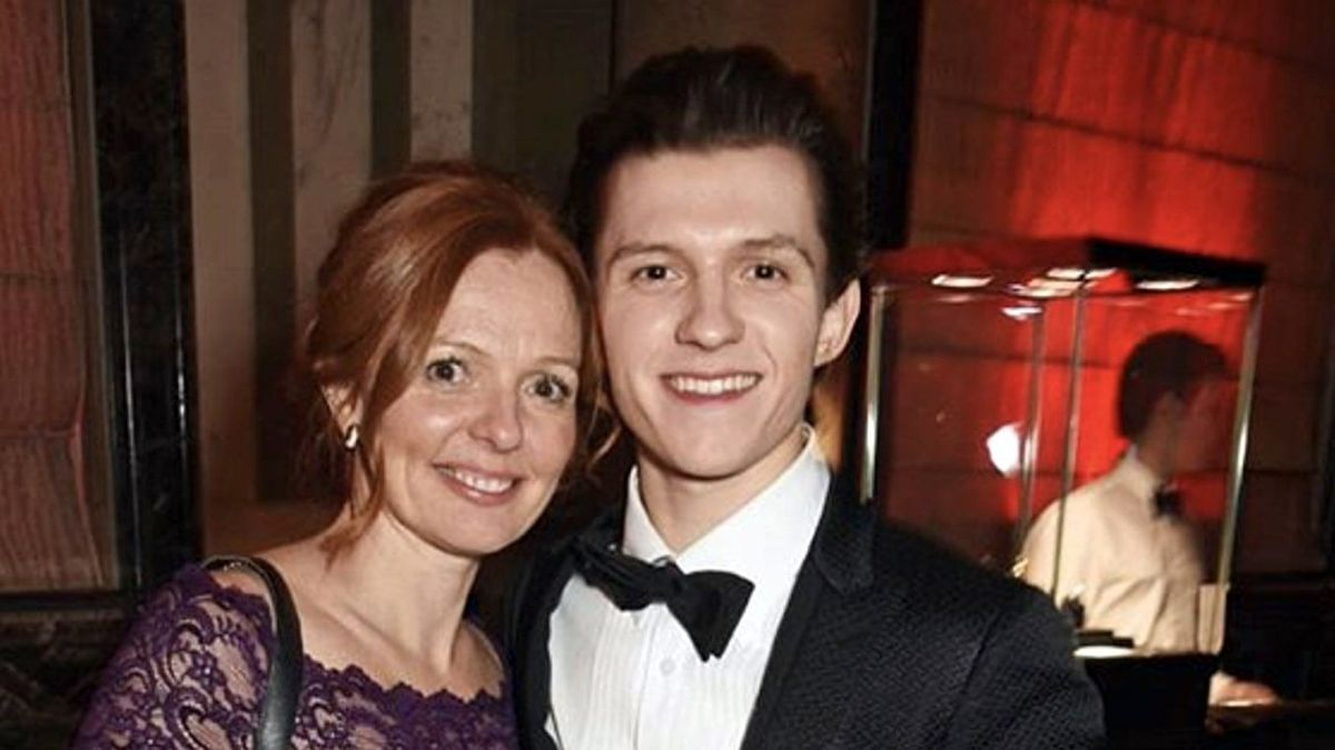 Nikki Holland and Tom Holland